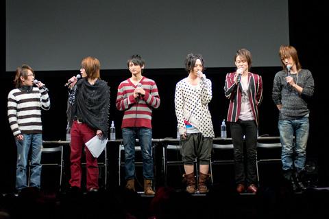 『素顔の少年』2012年最初のイベントをレポート!