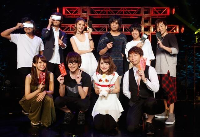 花江夏樹さん&潘めぐみさん、双星の2人はイベントでも息ピッタリ?