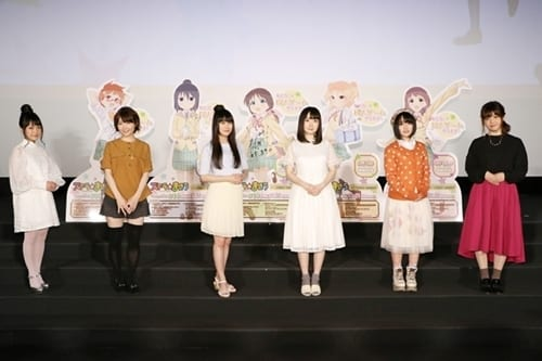 悠木碧さん『ステラのまほう』先行上映会で幸せな日常への不安を語る