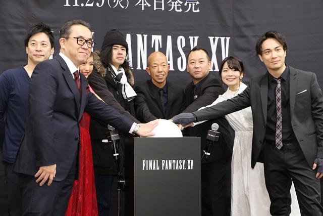 鈴木達央さん、北川里奈さんが『FF15』にかける熱い想いとは?