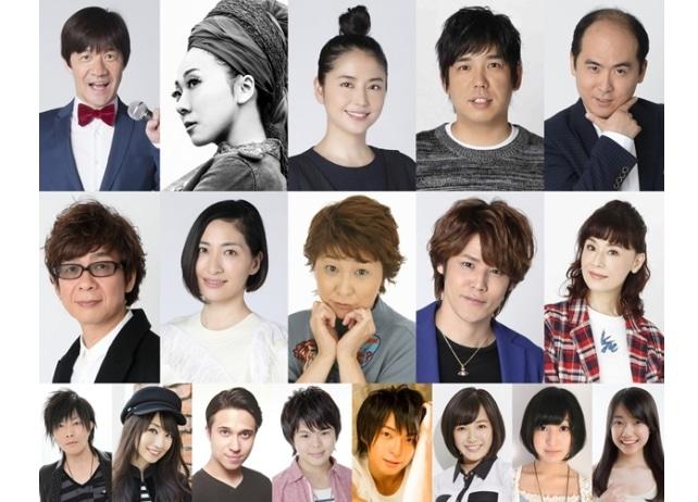 映画『SING/シング』日本語吹き替えで声優陣はこんな役で出演!
