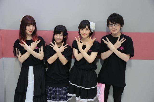 TVアニメ『天使の3P!』先行上映会の公式レポートが到着!