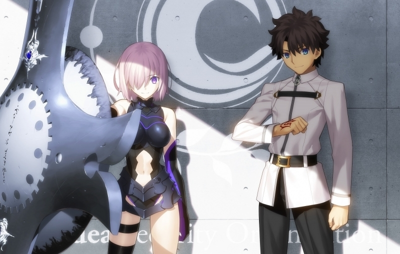 Fate/stay night-15