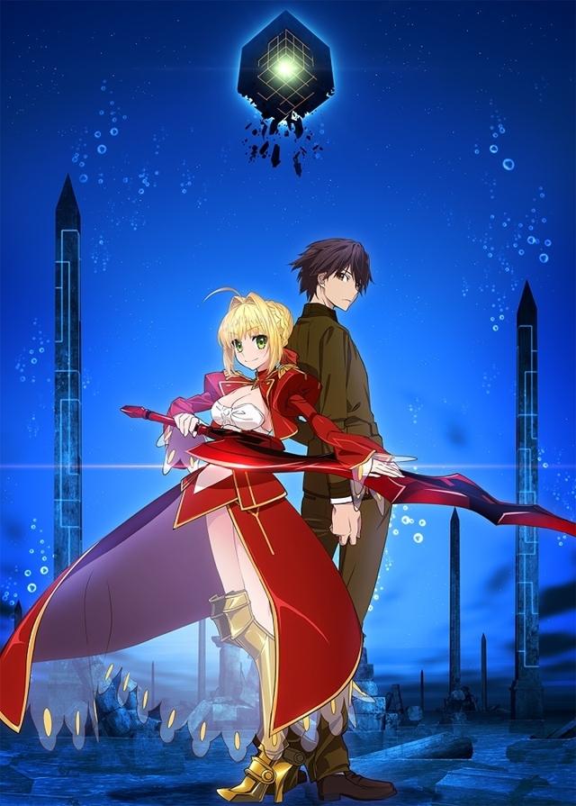 Fate/stay night-19