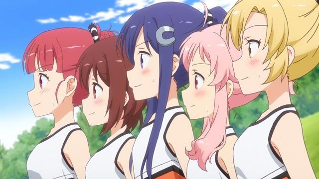 秋アニメ『アニマエール!』第9話の場面カット&あらすじが到着! ついにチア部が設立! 小学生のサッカーチームからの応援依頼が舞い込むが……