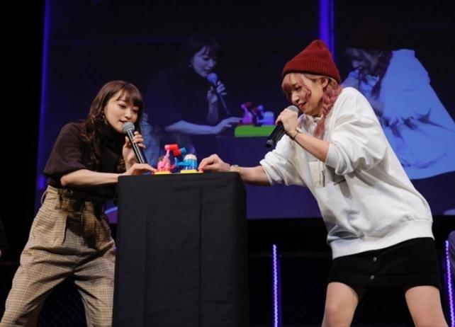 アニメ『魔法少女サイト 』Magical festa. で10人の魔法少女たちが様々なゲームで対決