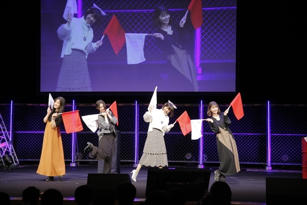 10人の魔法少女たちがさまざまなゲームで対決! 「アニメ『魔法少女サイト 』Magical festa. ~私たちは不幸じゃない~」昼の部レポートの画像-6