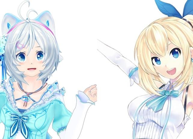 Vチューバ―電脳少女シロ&ミライアカリが「ドワンゴアニメ会議(仮)」に出演決定