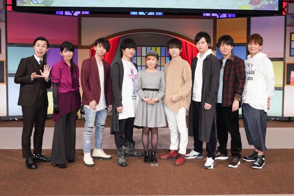 アニメ『ニル・アドミラリの天秤』梶裕貴さんら声優陣8名登壇のSPイベント公式レポ到着