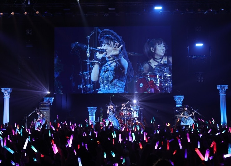 『BanG Dream!(バンドリ!)』Roselia Live「Vier」レポート