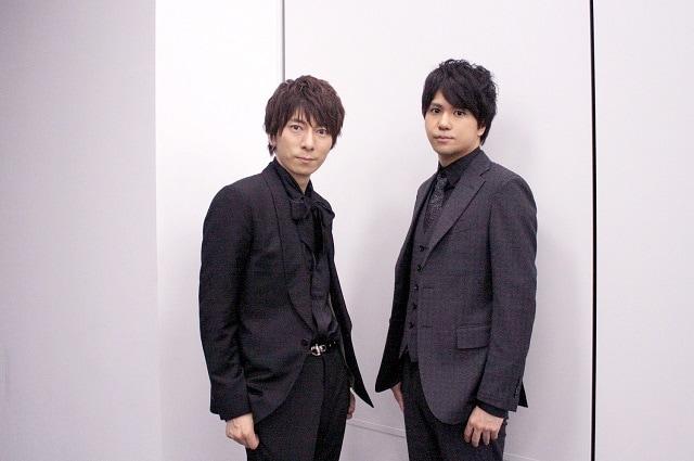 羽多野渉さんが2ndアルバム『Futuristic』発売を記念して、作曲家・彦田元気さんと対談