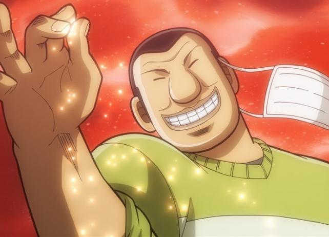 アニメ『中間管理録トネガワ』第23話先行場面カット到着