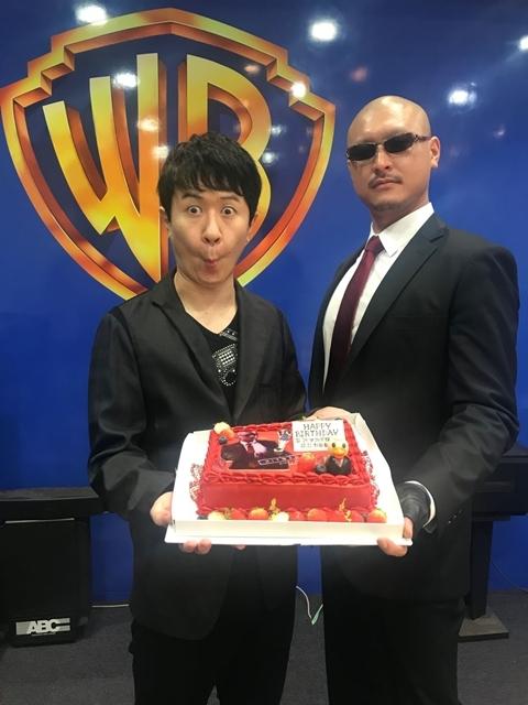 声優・杉田智和さん、マフィア梶田さんらが出演する、ゲーム『ヒットマン2』実写WEB動画が公開にの画像-1