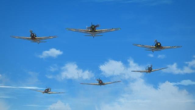荒野のコトブキ飛行隊-6
