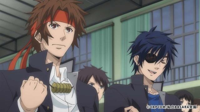 TVアニメ『学園BASARA』より第12話「BASARA 学園の一番長い日」のあらすじ&先行場面カットが到着! ついに最終話……BASARA学園の運命やいかに!?