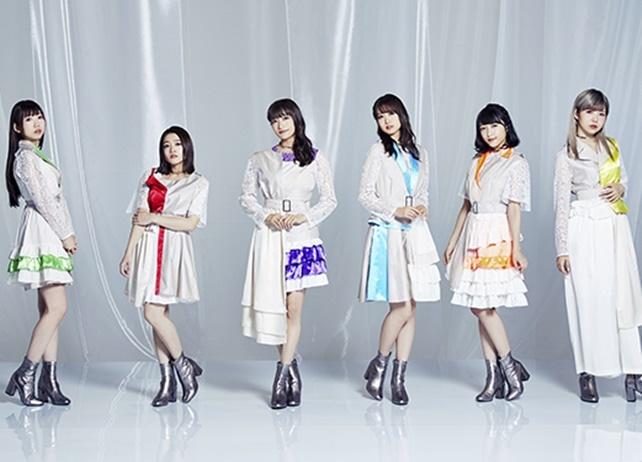i☆Ris17thシングルのジャケット&アーティスト写真公開