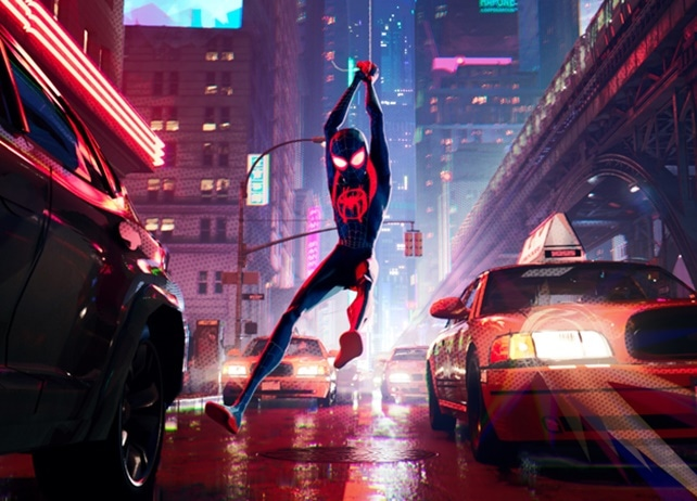 映画『スパイダーマン:スパイダーバース』日本版最新予告映像解禁