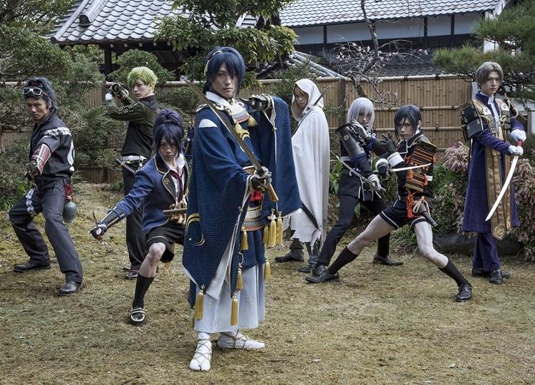 『映画刀剣乱舞』アクション満載の本予告が公開