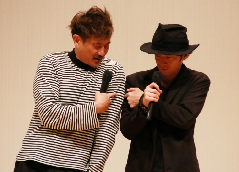 木内秀信&津田健次郎『朝ナニ』第11回公演をレポート