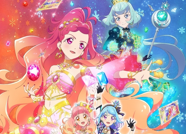 新シリーズTVアニメ『アイカツフレンズ!~かがやきのジュエル~』が2019年4月より放送開始!
