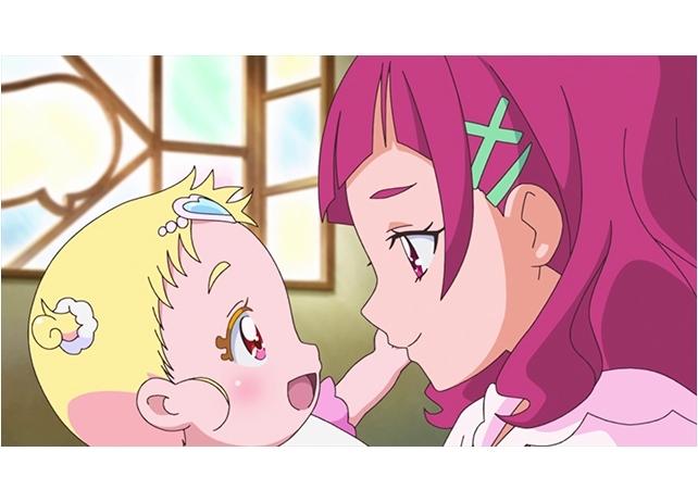 『HUGっと!プリキュア』最終回・第49話「輝く未来を抱きしめて」より先行場面カット到着!