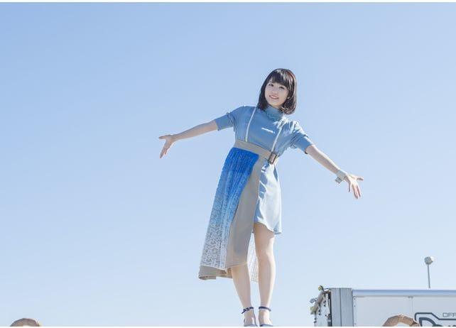 東山奈央さんが2ndアルバム「群青インフィニティ」のMVを解説