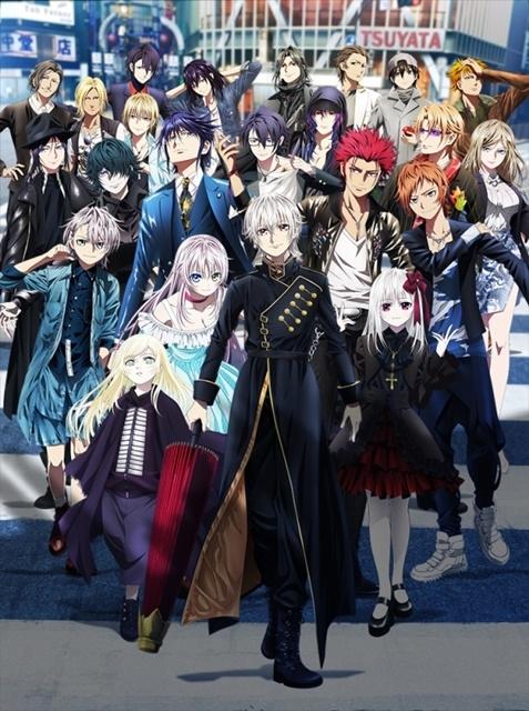 劇場アニメーション『K SEVEN STORIES BOX SIDE:TWO』Blu-ray&DVDで5月29日発売決定! 大阪で『K』謎解きイベントの追加開催も-1