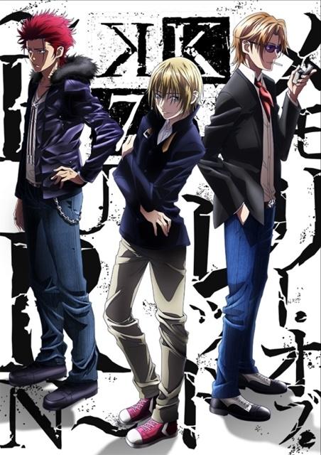 劇場アニメーション『K SEVEN STORIES BOX SIDE:TWO』Blu-ray&DVDで5月29日発売決定! 大阪で『K』謎解きイベントの追加開催も-3