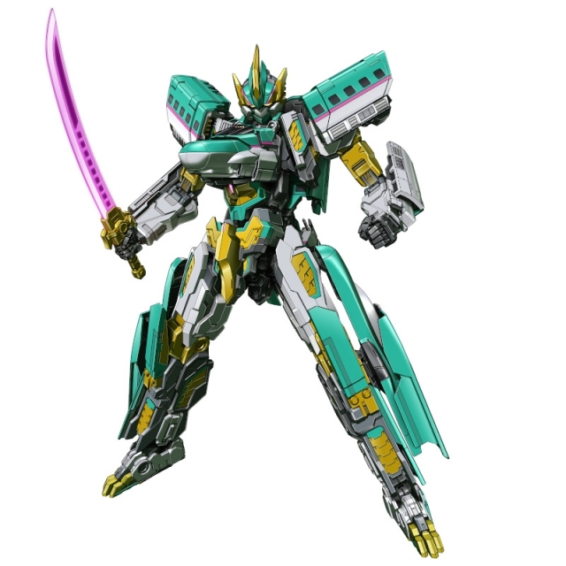 新幹線変形ロボ シンカリオン-3