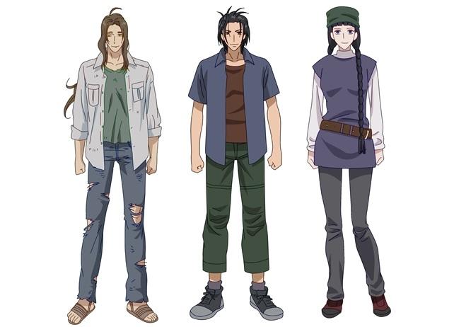 アニメ『7SEEDS』鮫島吹雪役は野島健児