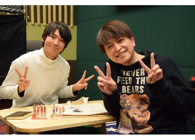 ゲストは緑川光さん!アプリ『星鳴エコーズ』ラジオ番組第7回目収録レポ