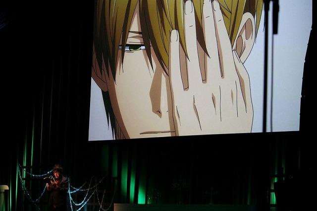小野友樹さん、高橋広樹さん、佐藤拓也さんが家族コント!?  TVアニメ『抱かれたい男1位に脅されています。』スペシャルイベント「オペラ座の怪人に脅されています。」夜の部レポートの画像-13