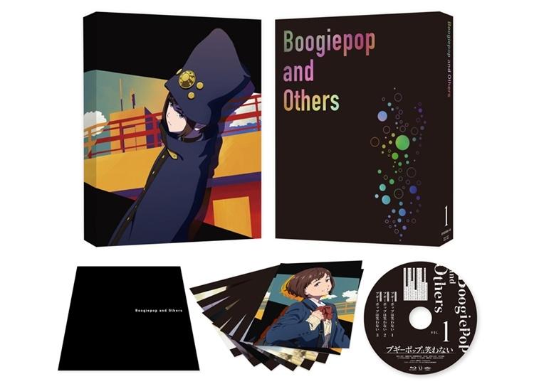 冬アニメ『ブギーポップは笑わない』BD&DVD第1巻のジャケット公開
