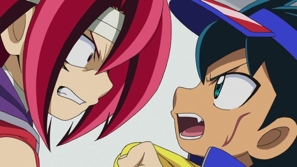 TVアニメ『爆釣バーハンター』第23話「神ヌッシーVS キバ!BT シールドを打ち破れ!」のあらすじ・場面カット公開!の画像-6