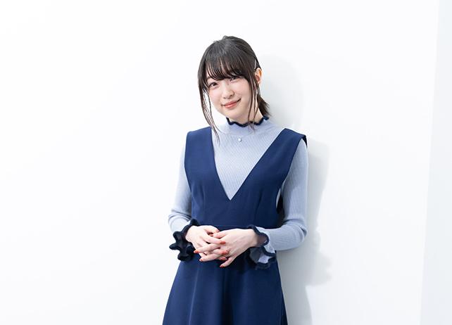 『オルサガ』連続インタビュー第6弾上田麗奈