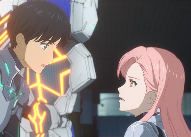 冬アニメ『revisions リヴィジョンズ』第10話場面カット到着