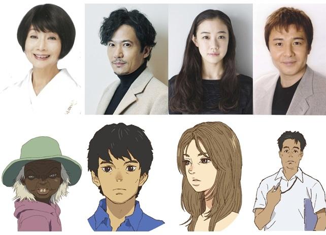 映画『海獣の子供』主人公・琉花の父親役に稲垣吾郎