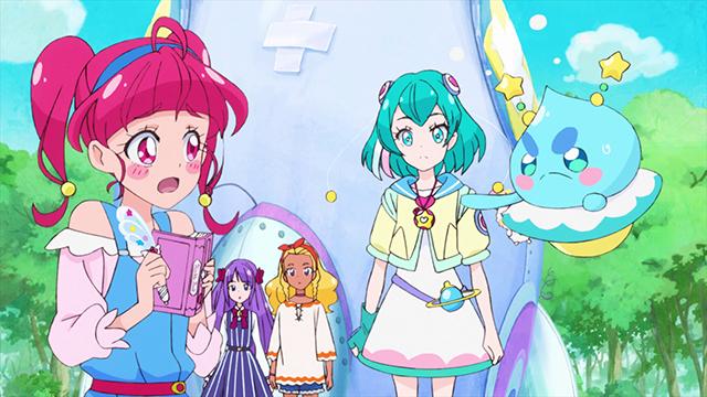『スター☆トゥインクルプリキュア』第7話「ワクワク!ロケット修理大作戦☆」より先行カット公開! ララのロケットをみんなで修理することに……