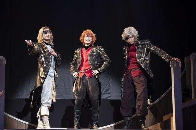 劇団シャイニング from うたの☆プリンスさまっ♪『Pirates of the Frontier』が華やかに開幕! 初日公演より公式レポート到着の画像-1