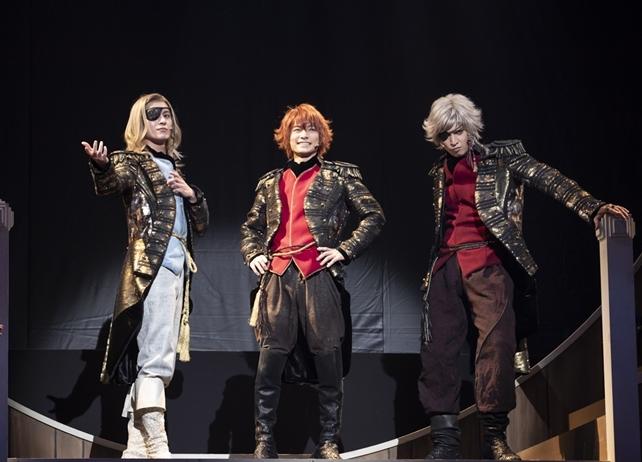 劇団シャイニング『Pirates of the Frontier』初日公演より公式レポート到着