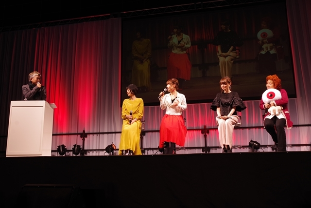 【AJ2019】TVアニメ『ゲゲゲの鬼太郎』ステージレポート!スペシャルゲストには声優・神谷浩史さんも登場の画像-5