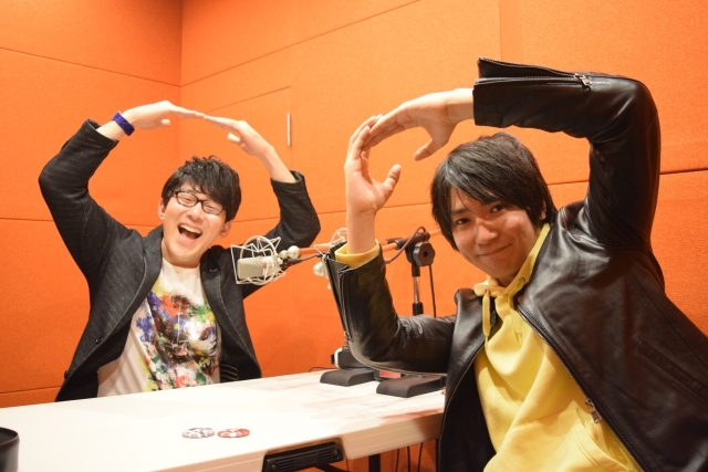小野友樹さんと坂泰斗さんが披露するセリフは必聴! アプリ『星鳴エコーズ』ラジオ番組第10回目収録模様をレポート!