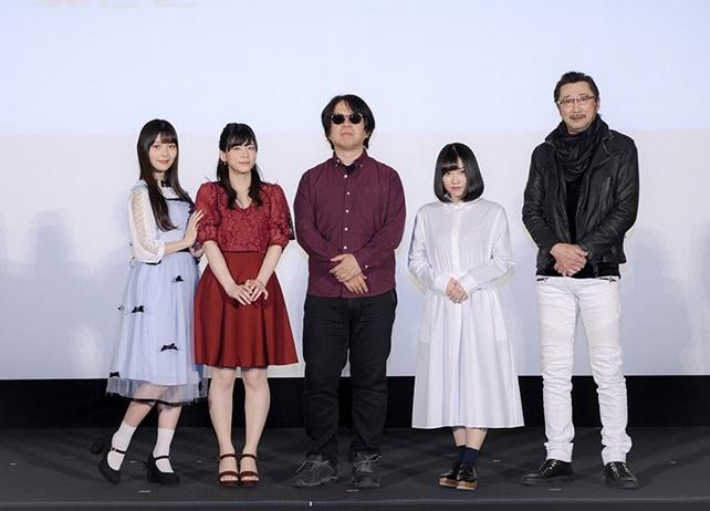 春アニメ『キャロル&チューズデイ』先行上映会公式レポ到着