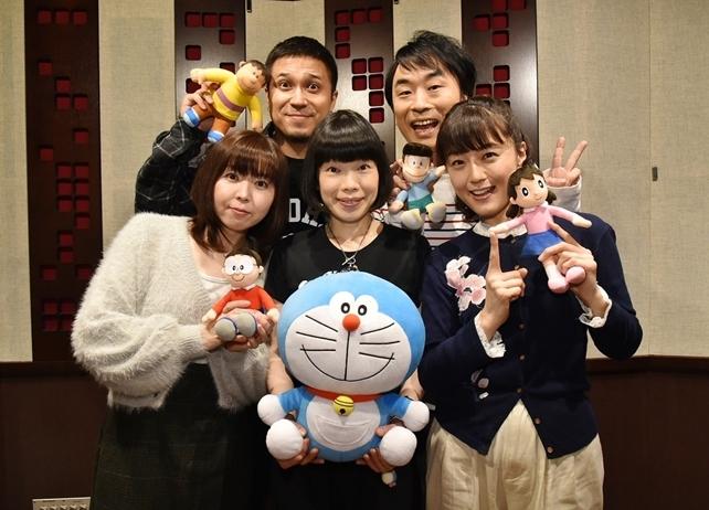 『ドラえもん』2大名曲を常田真太郎(スキマスイッチ)とha-jがアレンジ!