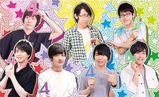 【AJ2019】『声優男子ですが・・・?』ステージ、梅原裕一郎さんもサプライズで登場! 一同は約8ヶ月の思い出を語るの画像-2