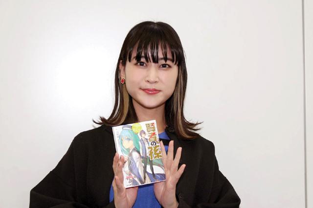 『賢者の孫』本泉莉奈×若井友希 声優対談|規格外+世間知らず、恋愛ベタなのも魅力的な主人公・シン