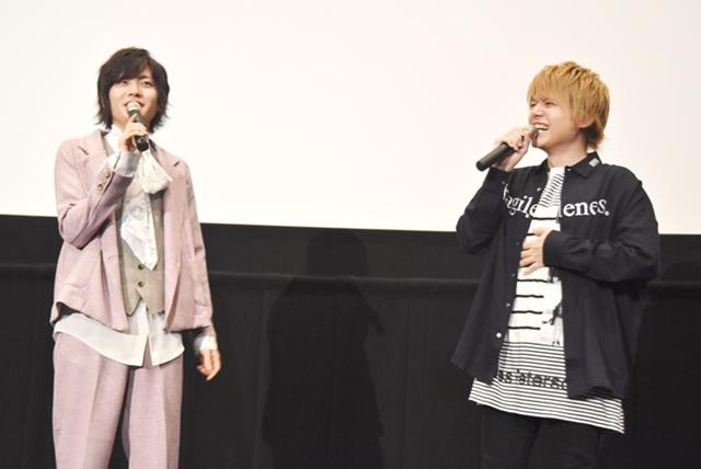 声優・永塚拓馬さんと内田雄馬さんが登壇した『KING OF PRISM -Shiny Seven Stars- III レオ×ユウ×アレク』2日目舞台挨拶の公式レポート到着!の画像-1