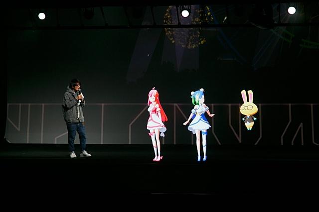 『直感×アルゴリズム♪』から産まれた「タシットリー」の1stライブ! 米米米、東雲めぐ、えのぐも参加した新世代VRライブをレポート