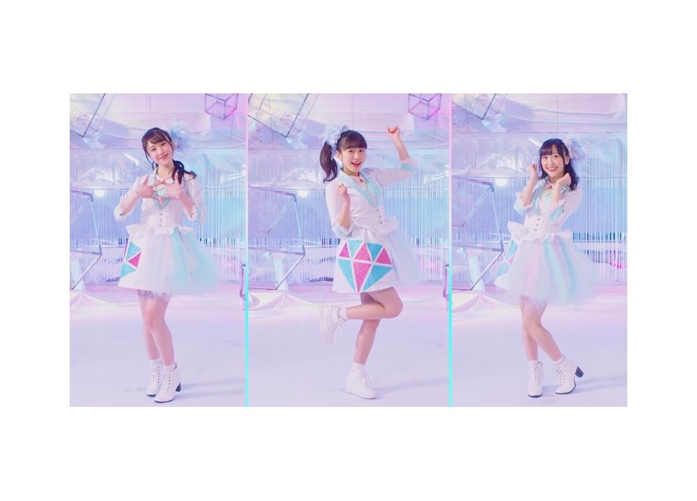 RGRが歌う『キラッとプリ☆チャン』主題歌のMV&ジャケ写公開!