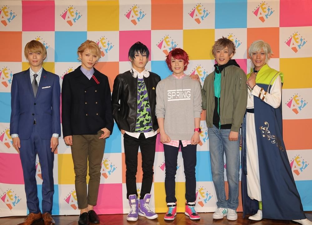 MANKAI STAGE『A3!』~SPRING 2019~が開幕!キャストコメントと舞台写真を大公開